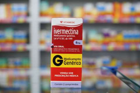 Infectologistas discordam de uso de vermífugo em tratamento contra covid-19