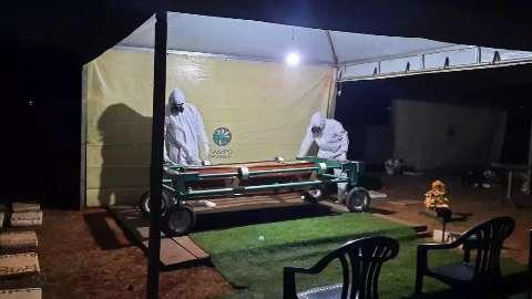Morador do Asilo São João Bosco morre de covid-19 em posto do Tiradentes
