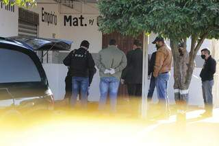 Local onde corpo de Carla fora encontrado pela polícia, em 3 de julho (Foto: Arquivo/Kísie Ainoã)