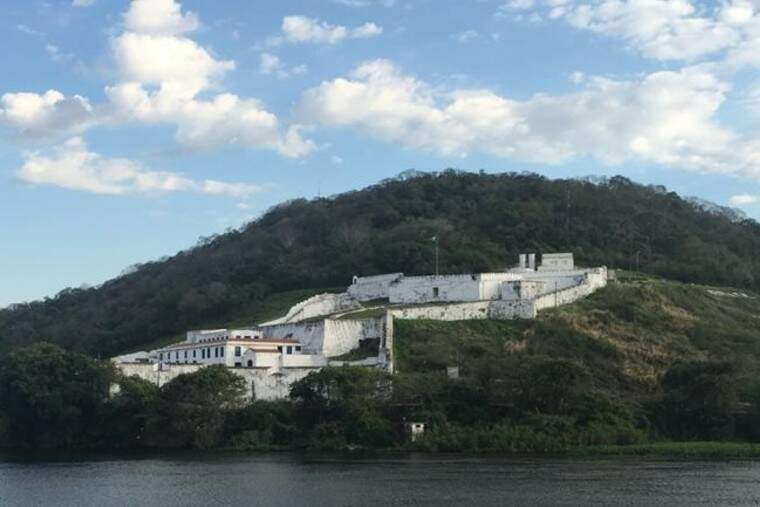 Construído em 1775 , o Forte Coimbra é uma relíquia brasileira na história da Guerra do Paraguai (Foto: André Samambai/Ministério do Turismo