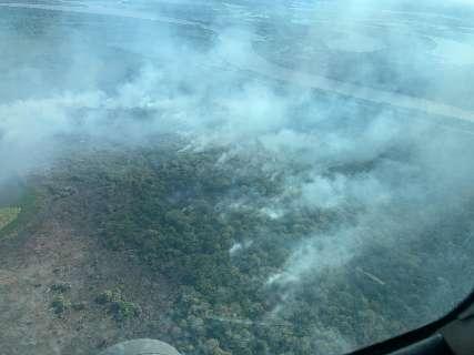 Estado declara situação de emergência no Pantanal após aumento de queimadas
