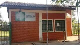 Agência do Detran-MS em Anastácio irá permanecer fechada por, ao menos, sete dias. (Foto: Divulgação/Detran-MS)