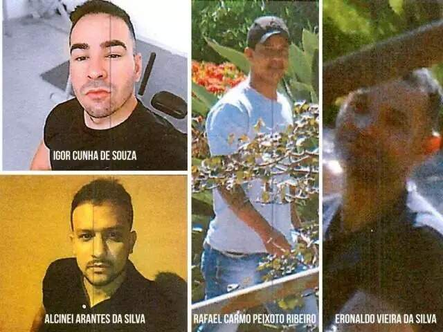 Ex-guardas estão presos desde 27 de setembro do ano passado (Arte: Campo Grande News/Arquivo)