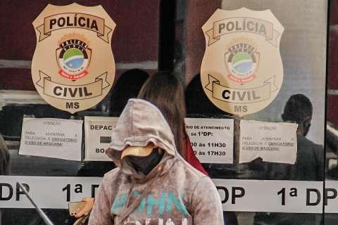 Assassino de motoentregador deixa 1ªDP em silêncio e polícia acha arma do crime