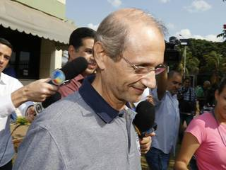 João Afif Jorge foi alvo da operação Lama Asfáltica, realizada pela Polícia Federal. (Foto: Gerson Walber\Arquivo)
