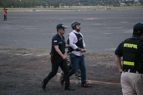 Operação nacional contra Jarvis Pavão prende oito pessoas em MS