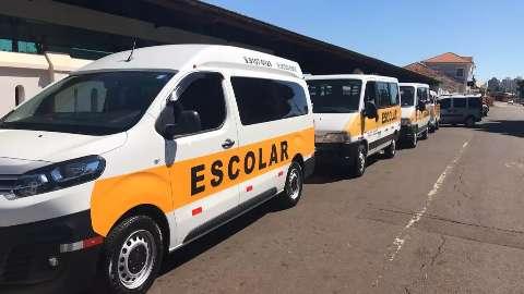 Aplicativo de vans será liberado dia 16 para transporte coletivo
