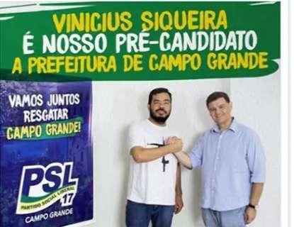 PSL se devora às vésperas da convenção e deputado quer derrubar Siqueira