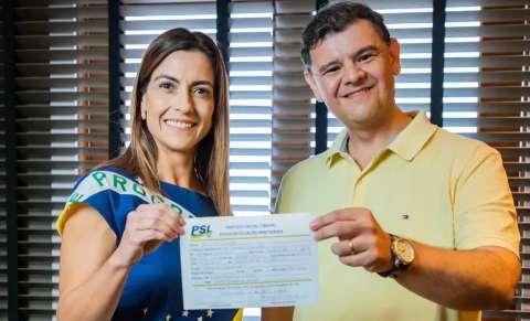 Sem acordo no PSL, Siqueira vai para disputa contra Loester Carlos
