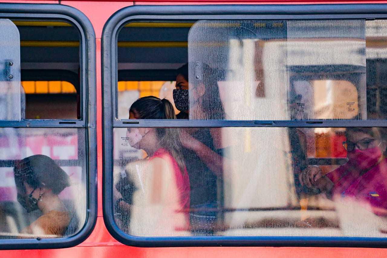 Consórcio reforça que medidas como uso de máscara continuam sendo seguidas. (Foto: Marcos Maluf)