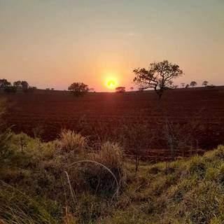 Pôr do sol é uma das cenas exuberantes que o clube do pedal já conseguiu registrar (Foto: Arquivo Pessoal)