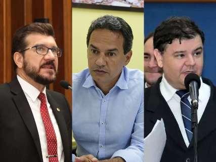 Marquinhos, Kemp e Siqueira são os candidatos com maior tempo de TV