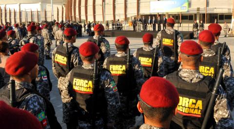Ministério mantém Força Nacional em áreas de conflito entre produtores e índios