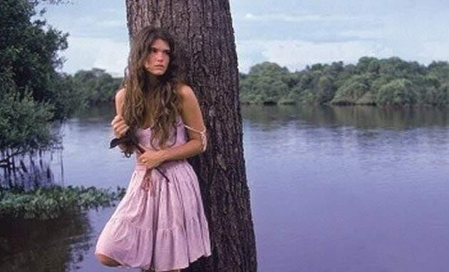 Cristiane Oliveira foi a primeira –e até agora única – personagem Juma (Foto: Divulgação)