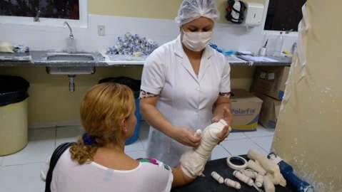 Campo Grande tem 175 à espera de vagas em hospitais, 35  no setor de ortopedia