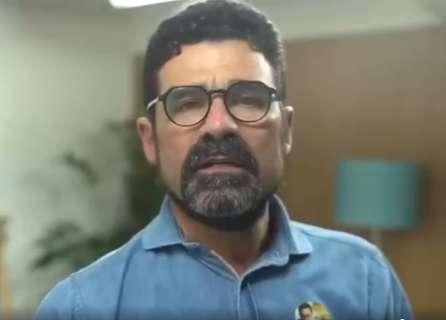 Justiça manda Harfouche retirar vídeo de ataque a imprensa e prefeito
