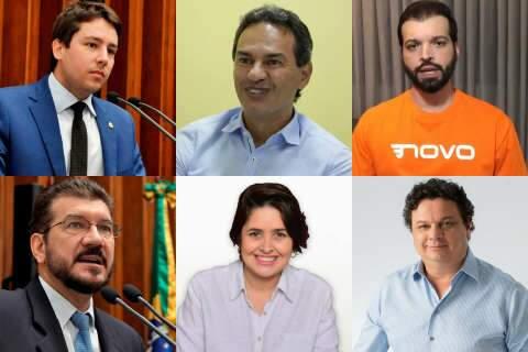 TRE-MS aprova candidaturas de Marquinhos, Kemp, Catan, Cris, Guto e Matos