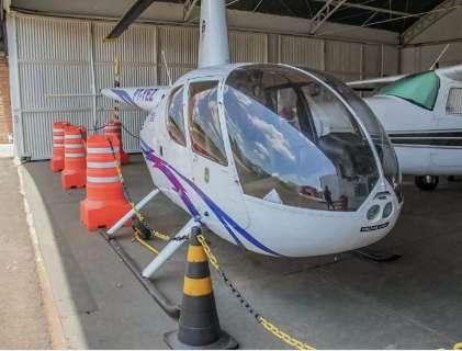 Nas asas da lavagem, manicure tem helicóptero e pedreiro é dono de avião