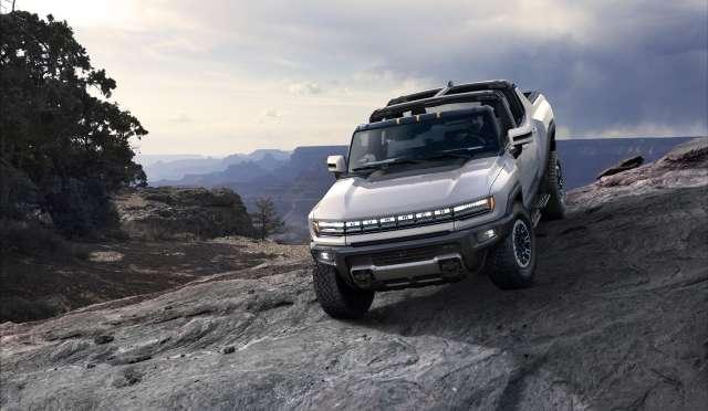 GM apresenta sua primeira picape 100% elétrica