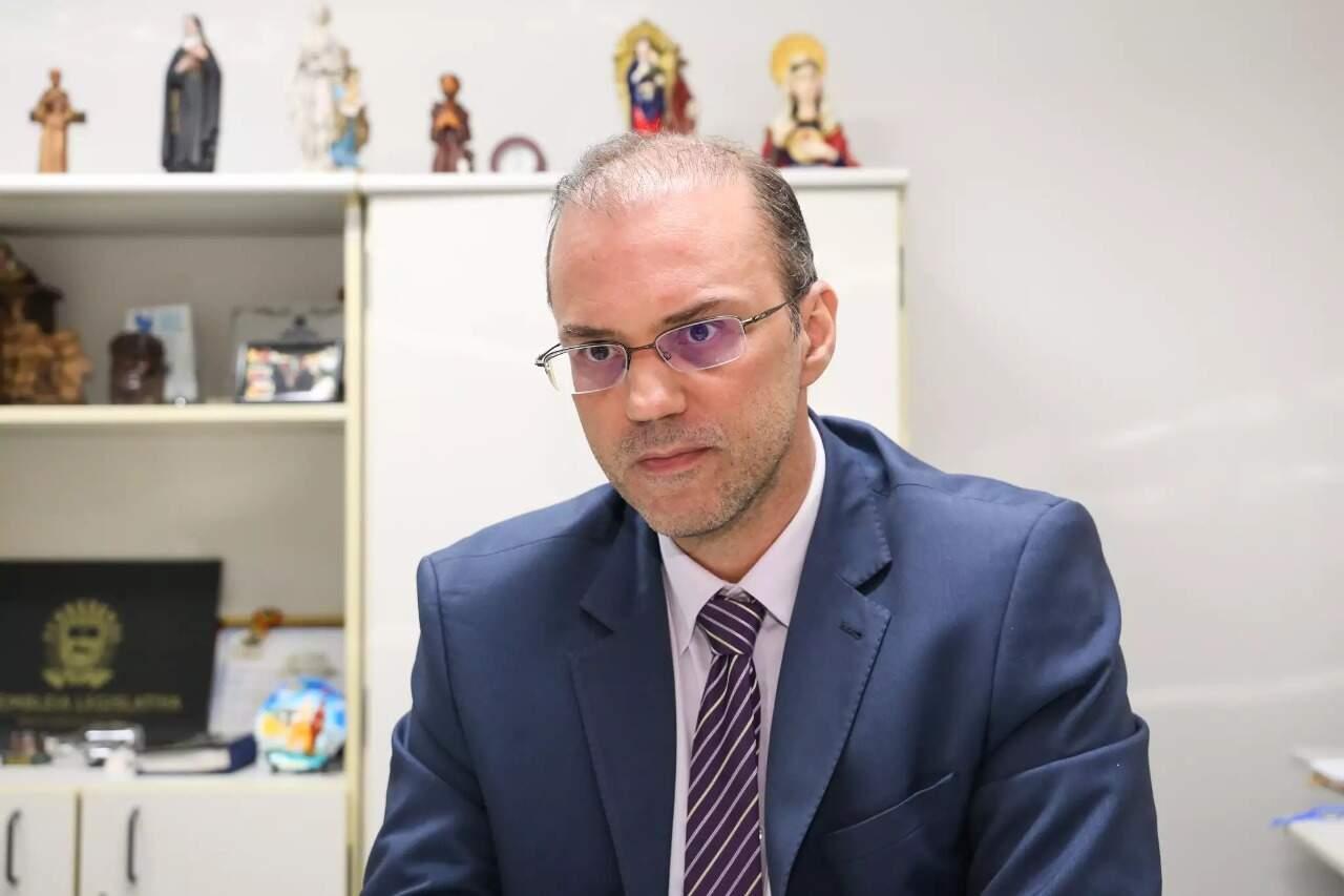 Juiz eleitoral Roberto Filho se baseou em jurisprudência do STF (Foto: Arquivo/Paulo Francis)