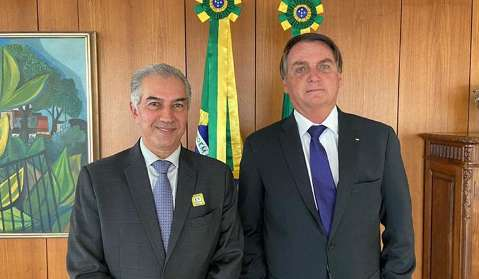 Governo pede recursos para o Pantanal e relicitação da Malha Oeste a Bolsonaro