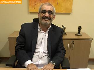 Atual presidente do CRM-MS, Dr. Maurício Jafar fala sobre normas da Publicidade Médica (Foto: Festas e Eventos TV)