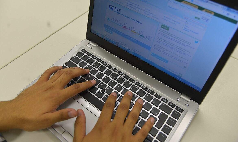 Contribuintes podem regularizar situação no site da Receita. (Foto: Agência Brasil   Arquivo)