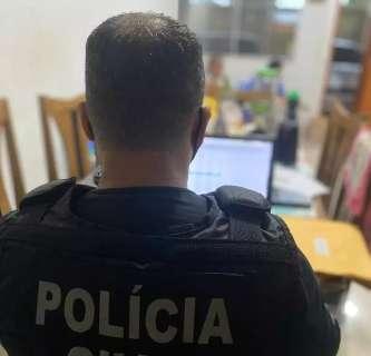 Suspeito de pedofilia armazenava até cenas de sadomasoquismo com crianças