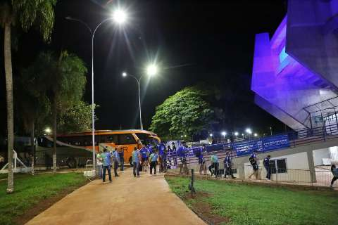 Cruzeiro e Taubaté chegam ao Guanandizão para final da Supercopa de Vôlei