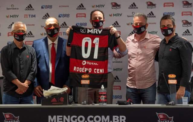 Flamengo, de Rogério Ceni, abre quartas de final contra São Paulo