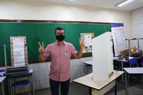 """Pedro Kemp diz que polêmica é """"assunto encerrado"""" e confia em voto da periferia"""
