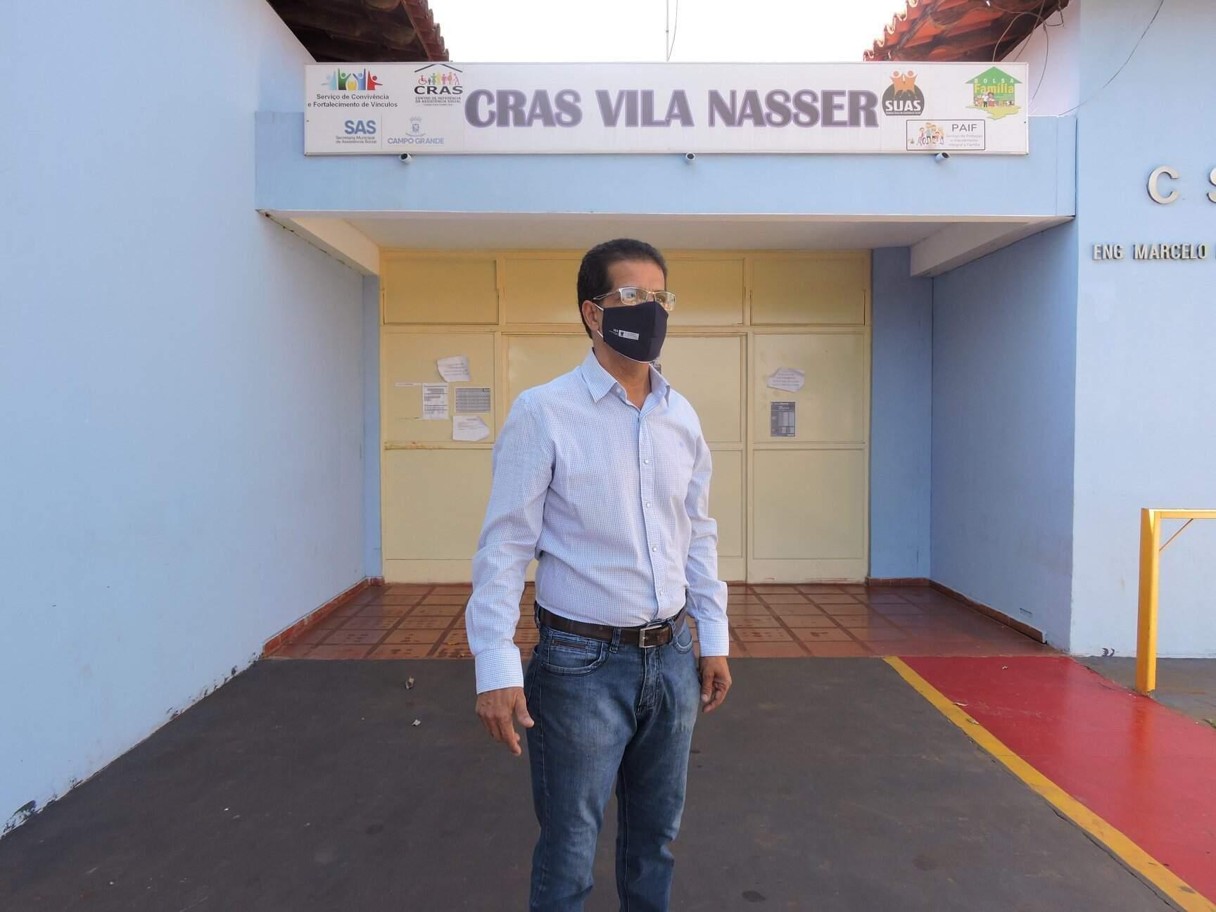 Assistente social, Eduardo Miranda foi eleito e vai levar projetos assistenciais como bandeira para Câmara. (Foto: Reprodução/Facebook)