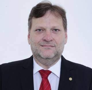 O corregedor da Câmara Federal, Paulo Bergston (PTB-PA)