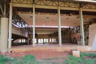 Centro de Belas Artes aguarda obra para se tornar centro de cultura. (Foto: Marcos Maluf | Arquivo)