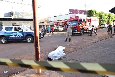 Homem morre baleado em acerto de contas nas Moreninhas