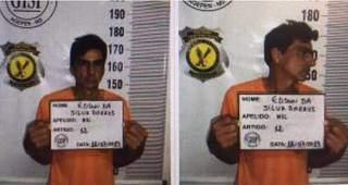 Edson da Silva Bastos, de 50 anos, é procurado pela polícia. (Foto: Divulgação/Polícia Civil)