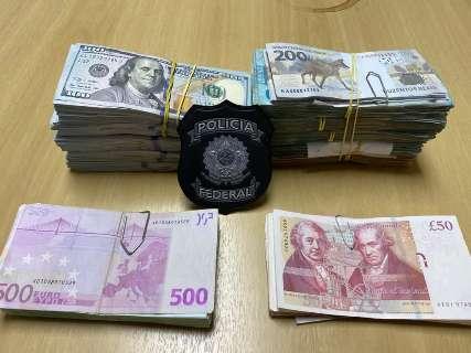 """PF identifica plano para """"exportar"""" esquema do Detran-MS para o Paraguai"""