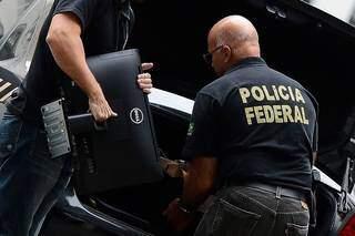 PF fez operação ontem para prender hacker; outros envolvidos foram alvo de mandados de busca e apreensão (Foto: Tânia Rêgo/Agência Brasil)