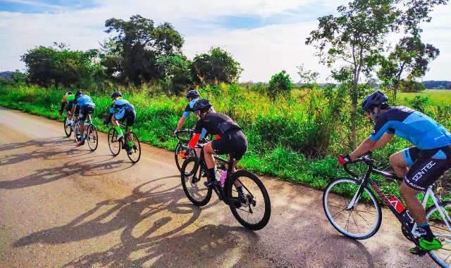 Prova de ciclismo fecha sexta edição de evento em Bonito
