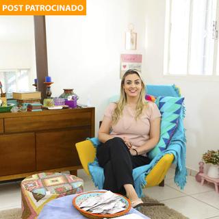 Juliana Maria Del Grossi viu a vida se transformar e decidiu ajudar milhares de pessoas com cursos de formação. (Foto: Kísie Ainoã)