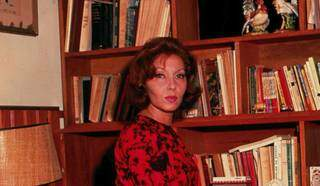 Clarice, escritora considerada um dos principais nomes da literatura brasileira.