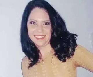 Regiane Fernandes de Farias, 39 anos, foi a primeira vítima de feminicídio em Campo Grande em 2020. (Foto: Arquivo)