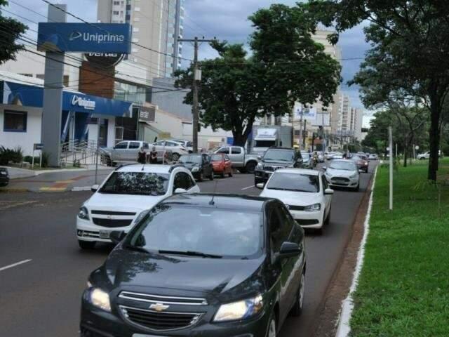 Carnês do IPVA chegam até dia 20 para proprietários de veículos em Mato Grosso do Sul. (Foto: Arquivo)