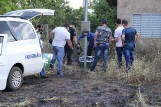 Local onde foi achado em novembro, o corpo de chargista, um dos casos investigados pela DEH. (Foto: Arquivo Campo Grande News)