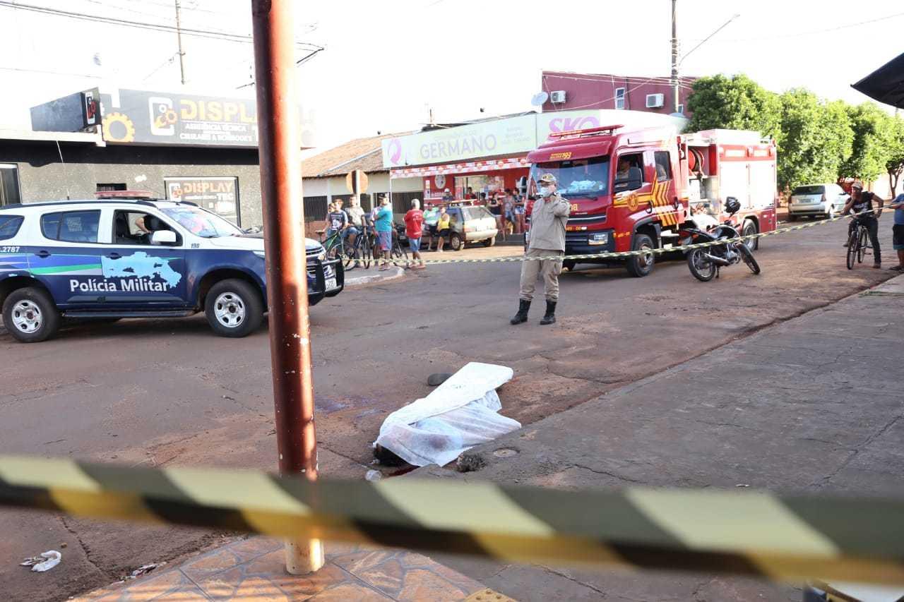 Gilmar da Silva, de 37 anos, foi assassinado em conveniência. (Foto: Arquivo/Paulo Francis)