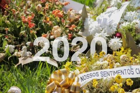 No 2020 com 900 mortes a mais, coveiro testemunha o mais triste adeus em 28 anos