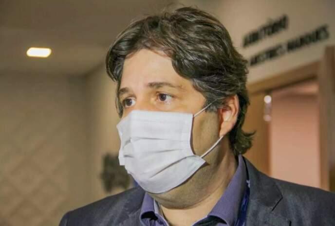 Secretário Municipal de Saúde, José Mauro Filho (Foto/Arquivo)