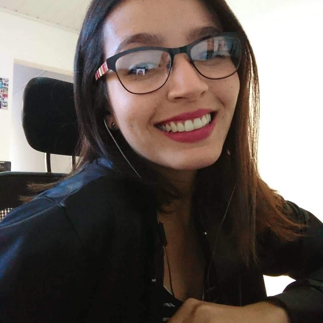 Gabriela Marcelino é nutricionista de formação e doutoranda em Saúde (Foto: Arquivo Pessoal)