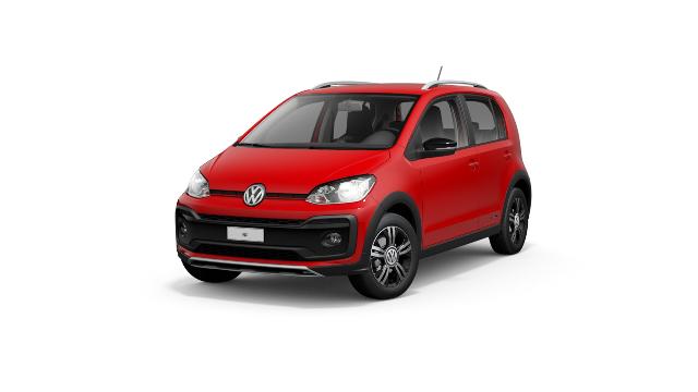 VW Up! 2021 chega em versão única, mas pode transportar somente 4 passageiros