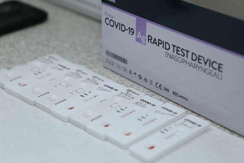Campo Grande terá picos de casos de covid até dia 24, mostra projeção da UFMS